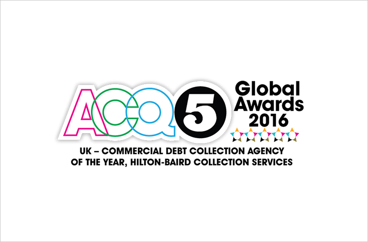 ACQ Debt Collection Agency of the Year