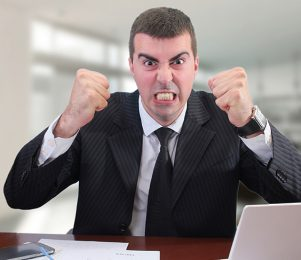 Do you need to be aggressive to get paid?