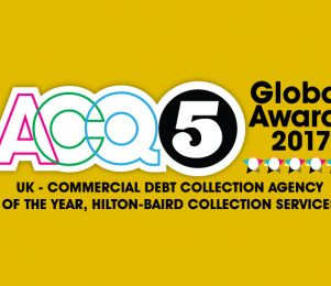 Commercial Debt Collection Agency of the Year
