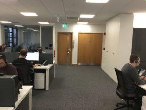 Woollen Hall - First floor now