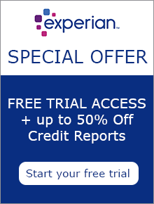 Experian special offer