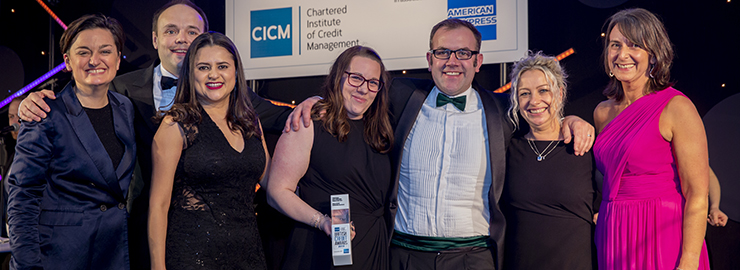 CICM Award winners