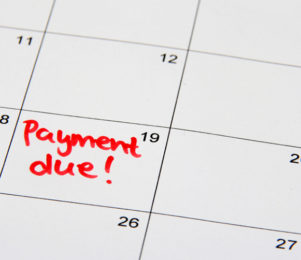 75% of small businesses are afraid to chase late payments