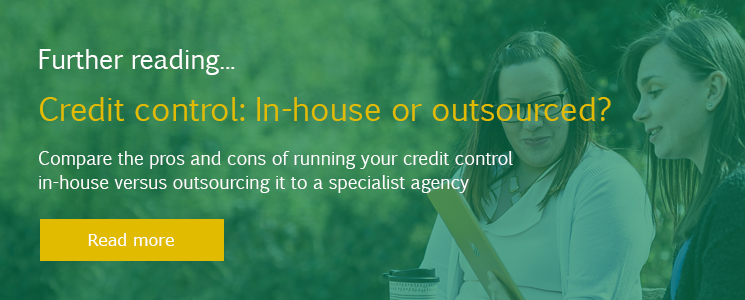 Credit control: In-house or outsourced?